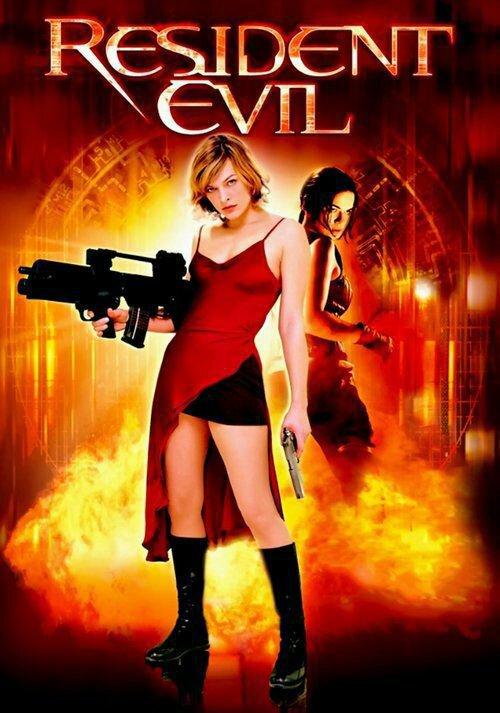 Resident Evil Movie Series Review | Movies & TV Amino