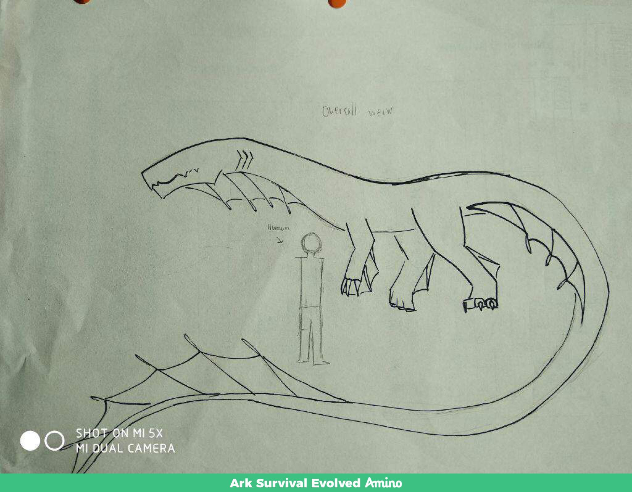 Creature Idea: Leviathan   Ark Survival Evolved Amino
