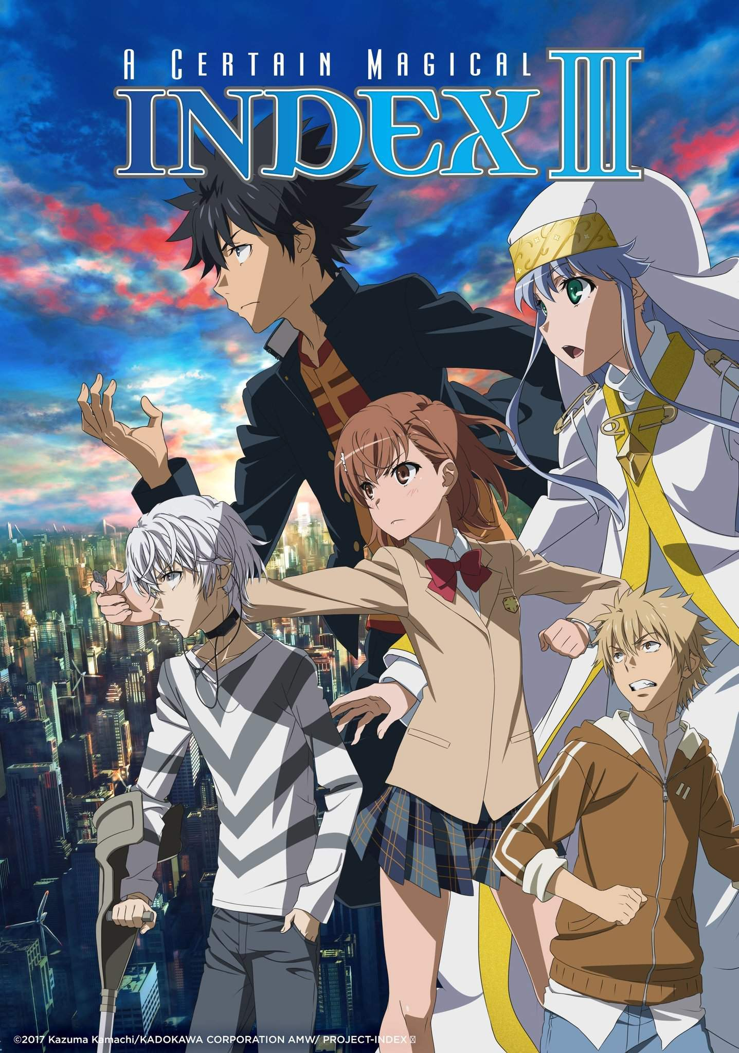 A certain magical index iii episode 1 english dubbed is officially out