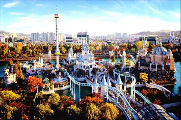Download أشهر المعالم السياحية في كوريا الجنوبيه في سيول K Pop كيبوب