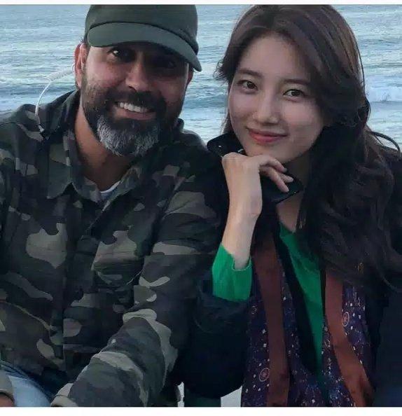 Bae Suzy And Lee Seung Gi Kiss