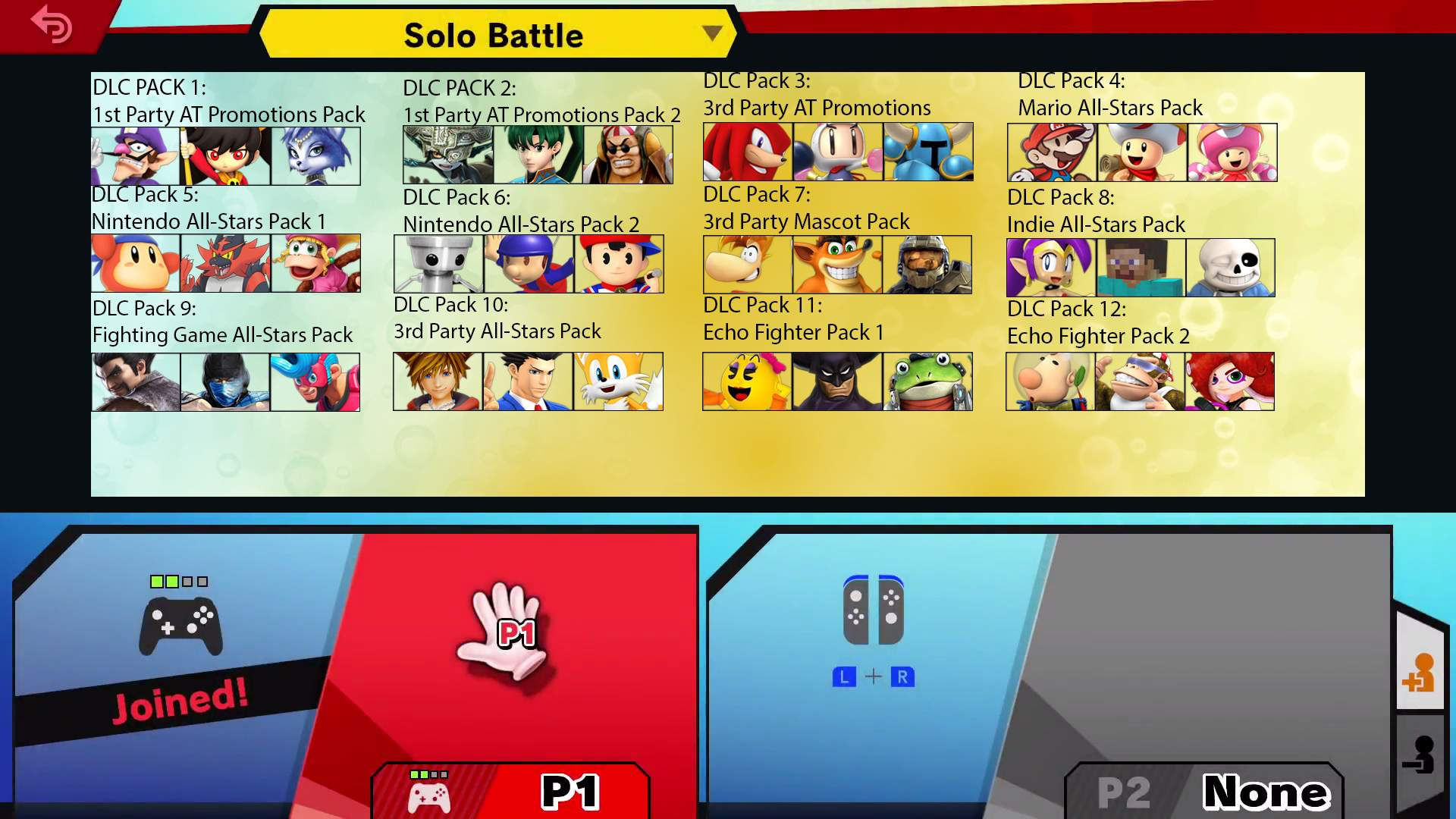 My DLC Pack Predictions Based on the Banner Leak (SPOILER