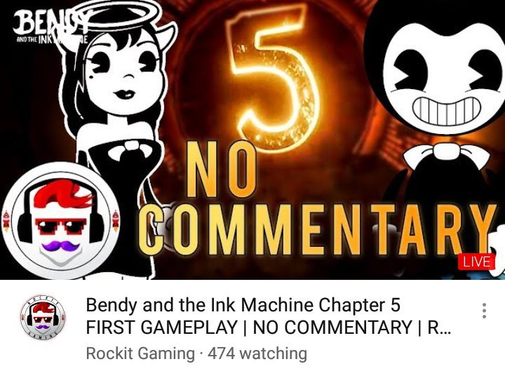 bendy and the ink machine chapter 4 song 1 hour