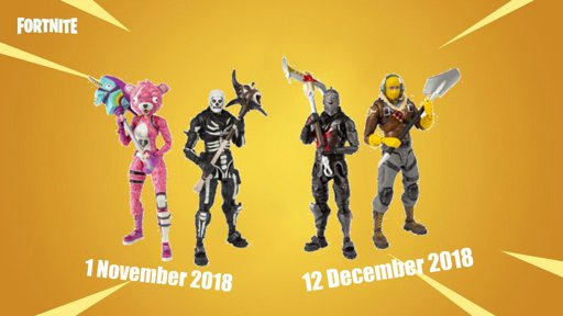 First Two Fortnite Action Figures From Mcfarlane Toys Released Today