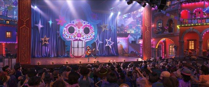 Happy Dia De Los Muertos Coco Diorama Disney Amino