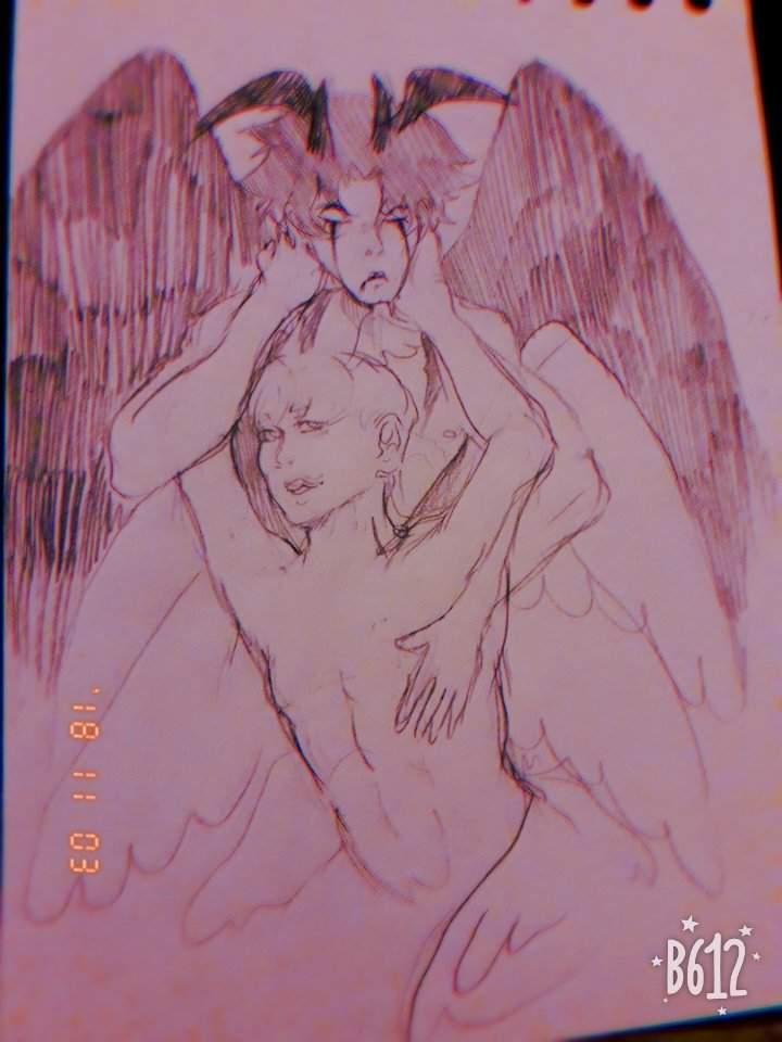 Fanart Akira And Ryo Devilman Crybaby Amino