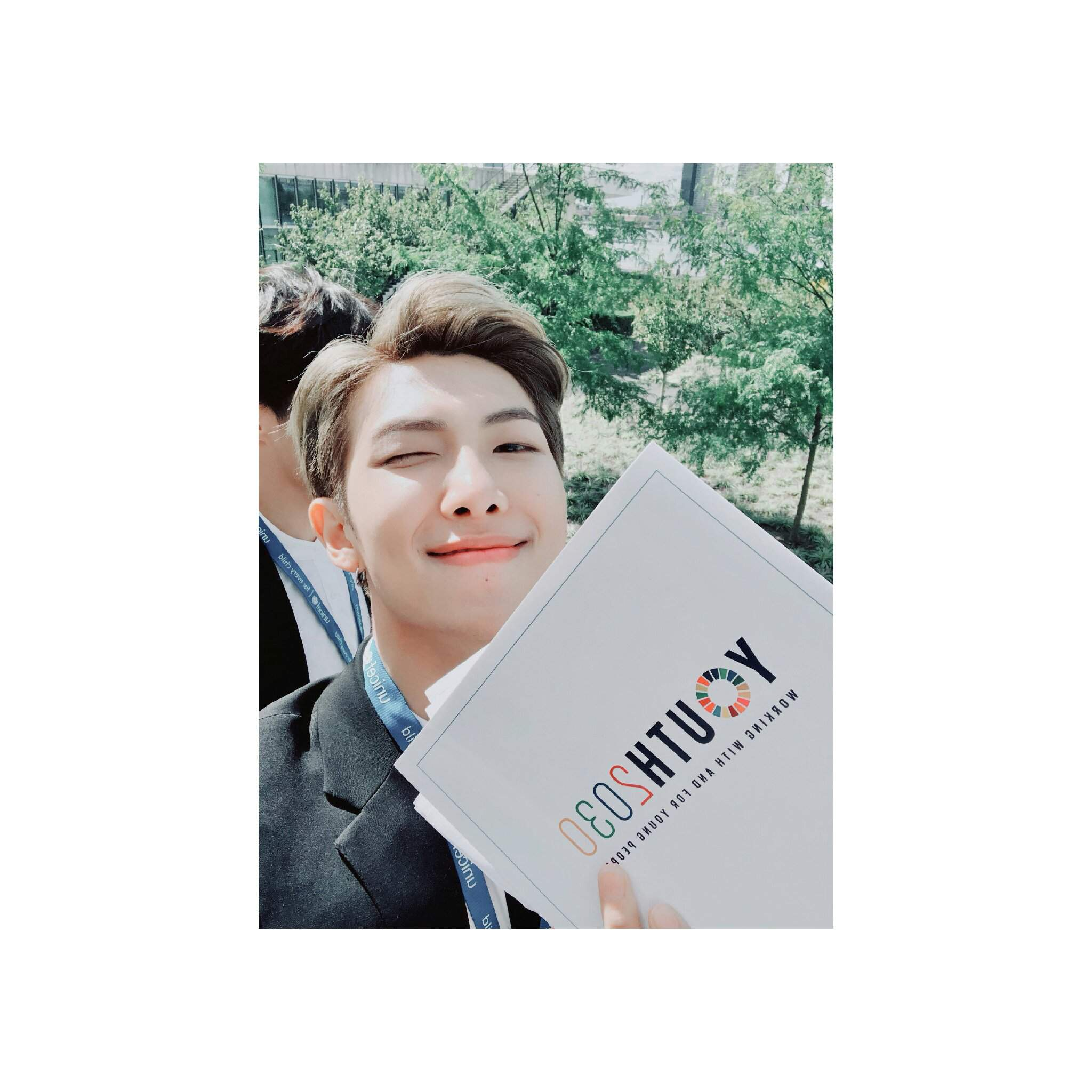 namjoon s inspired quotes love yourself bts army