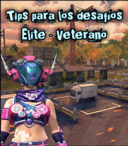 Guia Para Completar Los Retos Elite Veterano Free Fire Amino