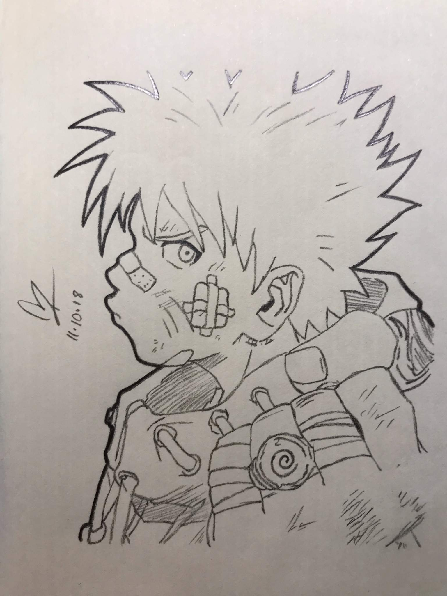 Naruto Drawing Manga Amino