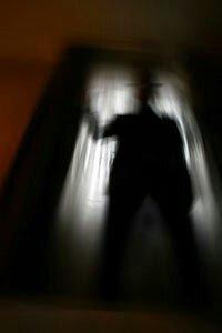 El hombre del sombrero negro  ce38192bdd6