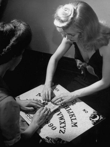Helpful Rules, Tips, and facts about The Ouija Board