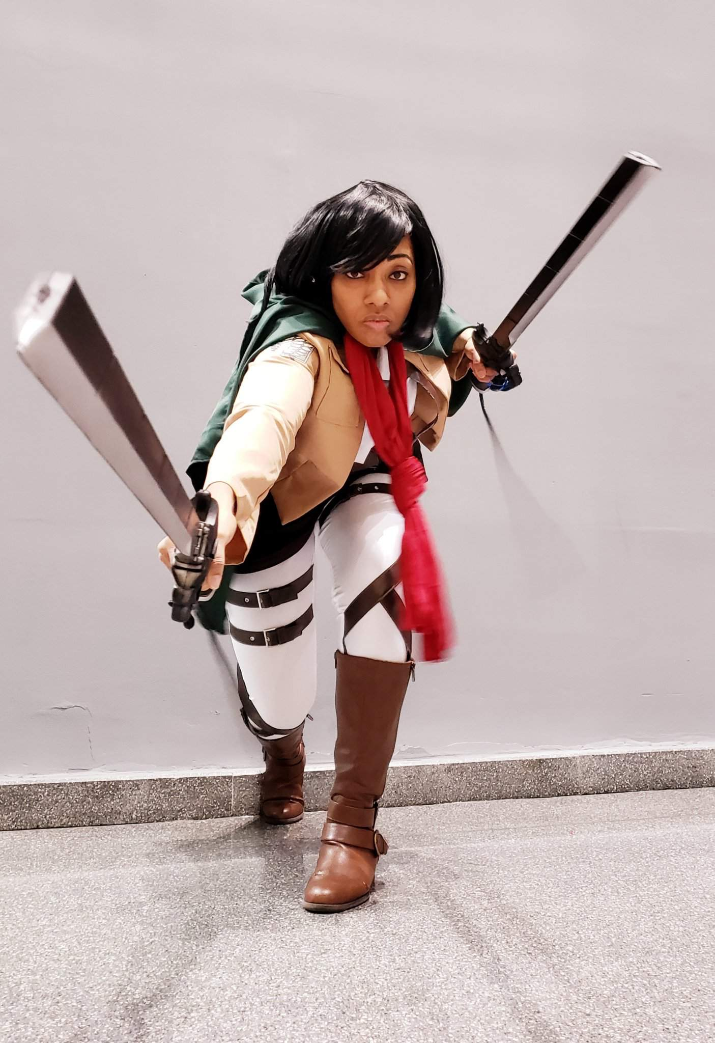 45+ Attack On Titan Cosplay Picture for Computer