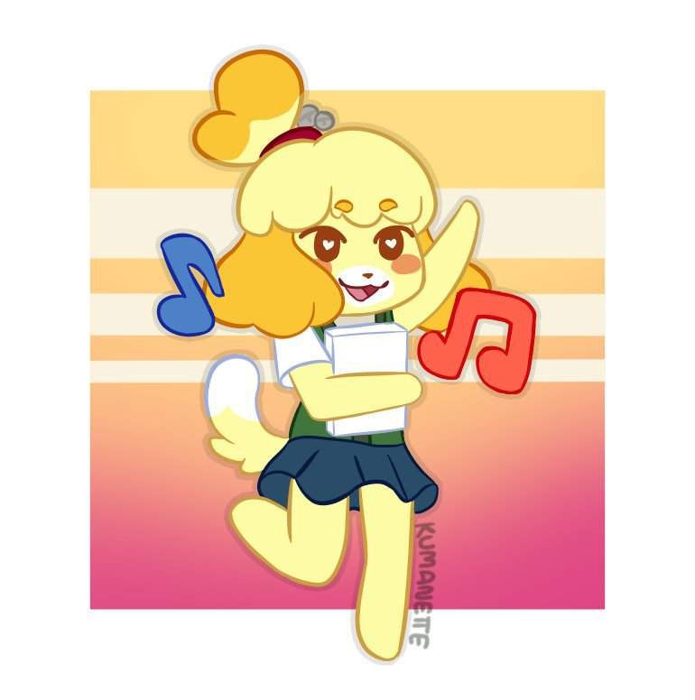 Animal Crossing: Isabelle! | Arts And OCs Amino