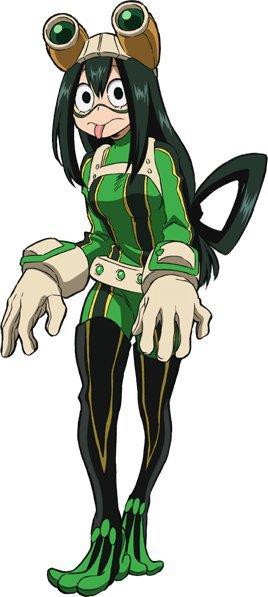 My Hero Academia Smash Style 2 Tsuyu Asui Froppy