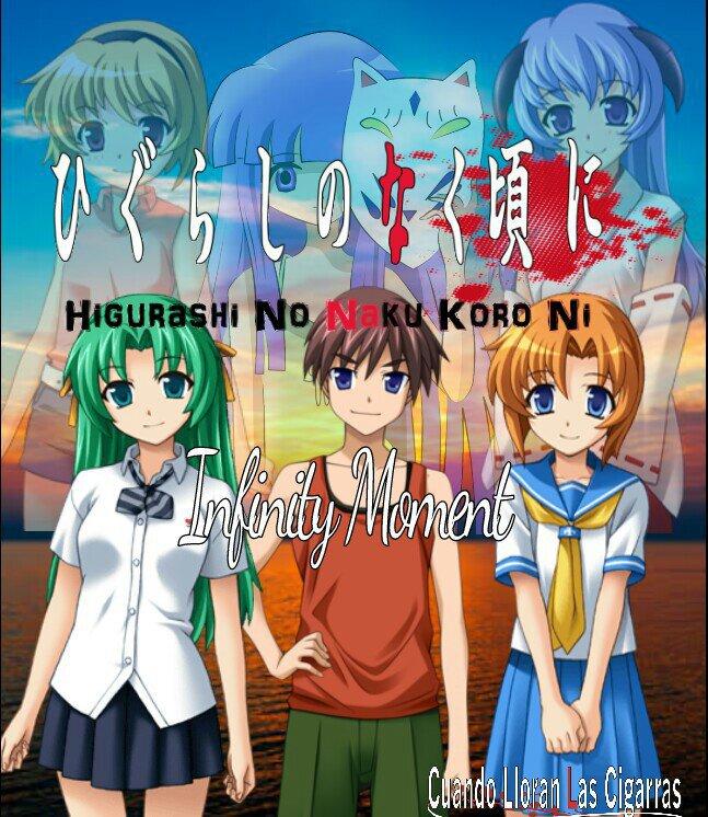 Higurashi No Naku Koro Ni Infinity Moment Higurashi Amino Amino
