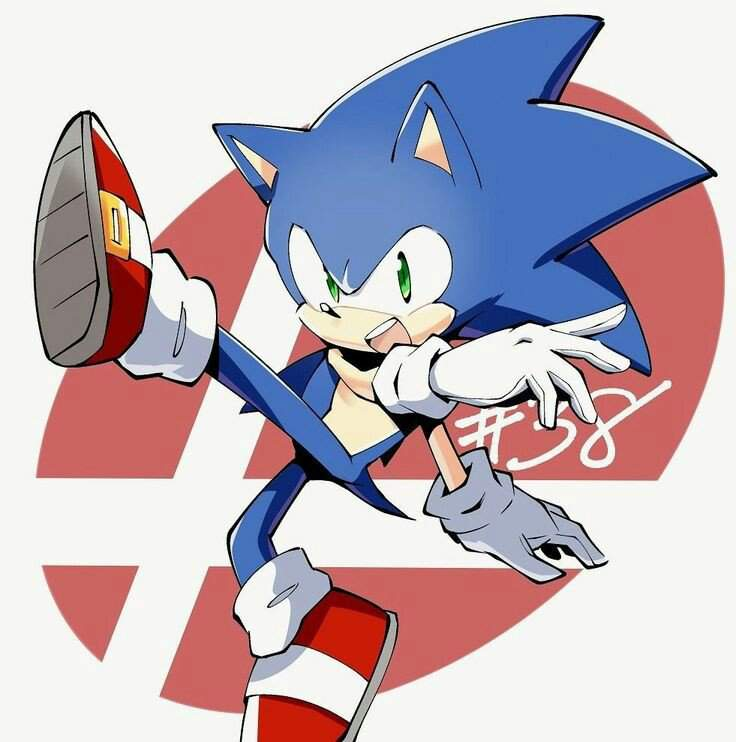 Sonic Could Have Survived The Lasers In Super Smash Bros