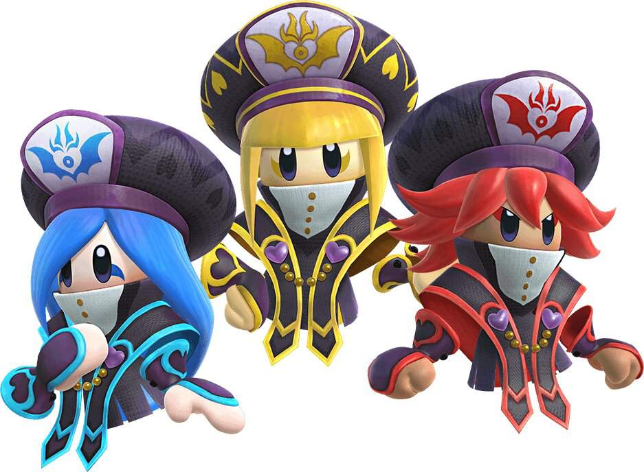 Why Should The Three Mage Sisters Be Dlc Fighter S Smash Amino