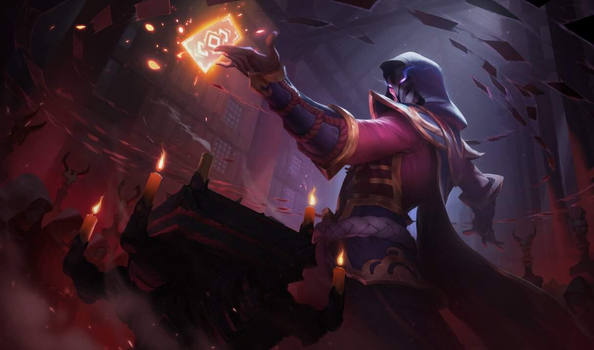 what is a summoner in league of legends