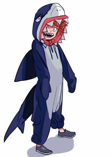 Image result for kirishima shark