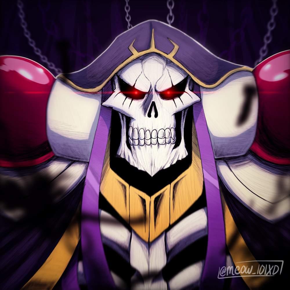 Overlord Ainz