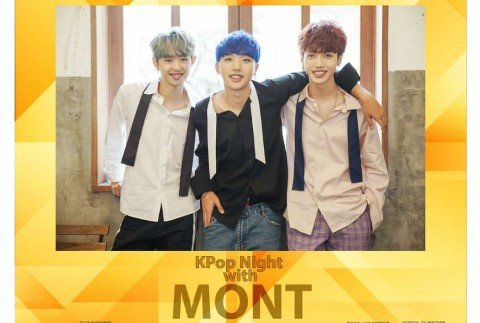 A new Kpop Group Know as MONT is joining the Naga people to