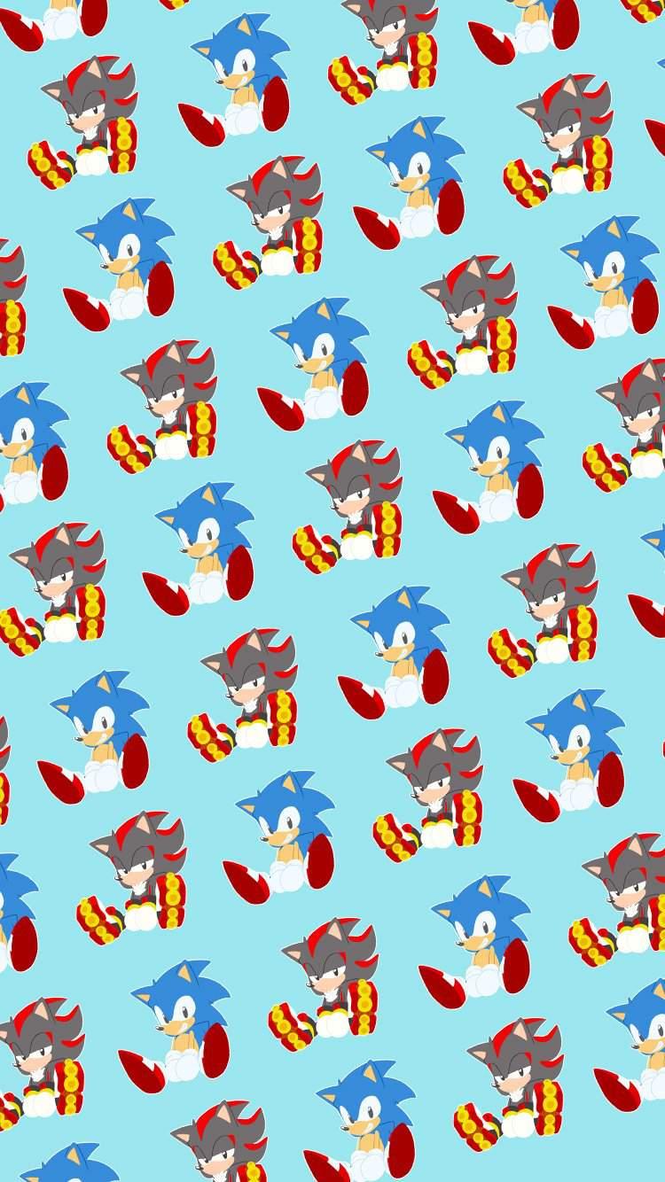 Classic Sonic Shadow Wallpapers Sonic The Hedgehog Amino