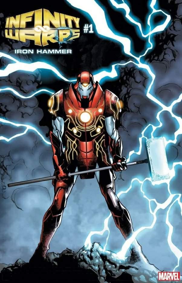 Iron hammer(Sigurd Stark) | Wiki | Marvel Amino