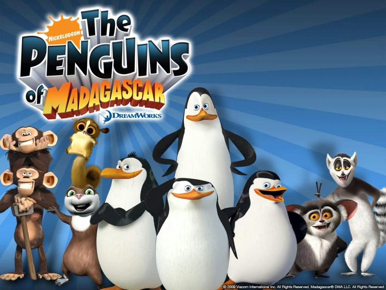Critica A Los Pingüinos De Madagascar Serie De Tv Cartoon Amino Español Amino
