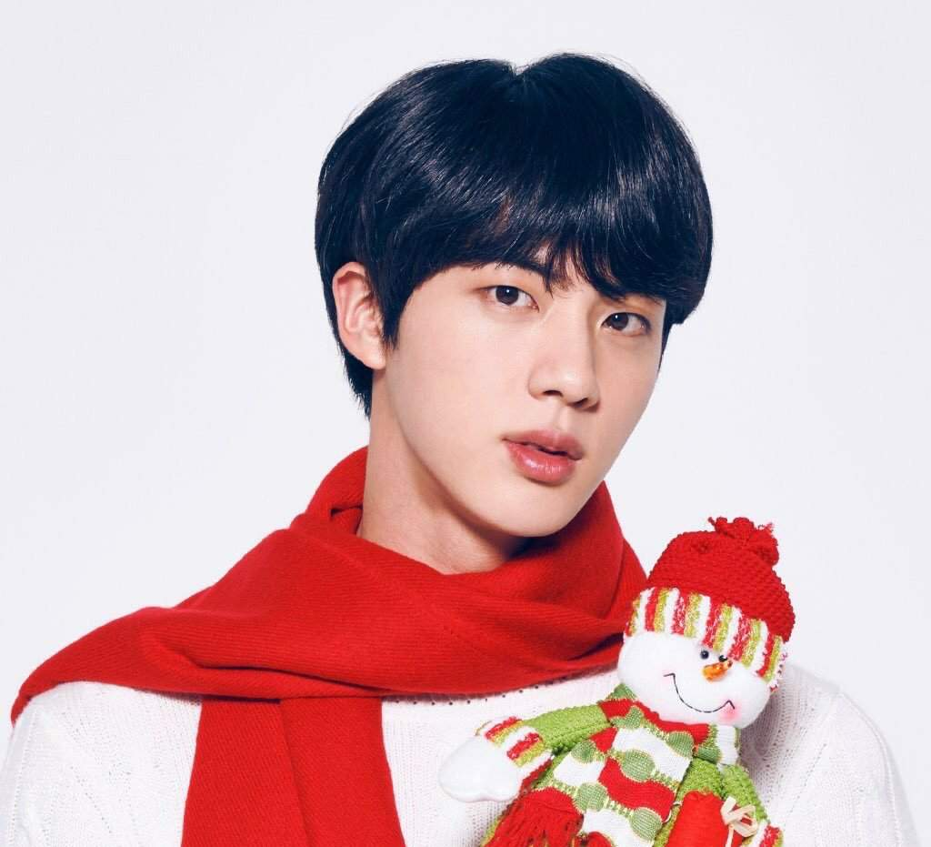 Image result for jin christmas