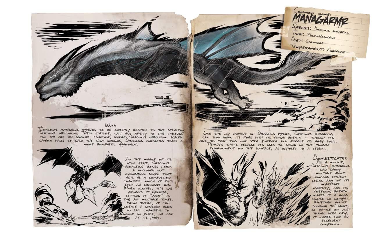 Top 10 Favorite Ark Creatures | Ark Survival Evolved Amino