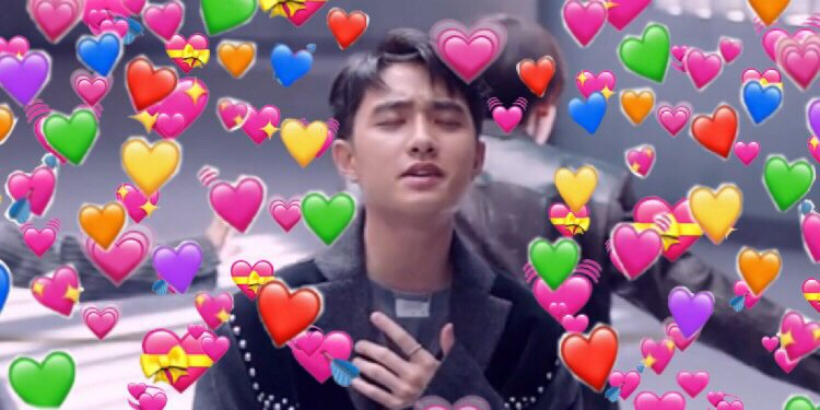 Loveshot Reaction Edits Memes Exo L S Amino