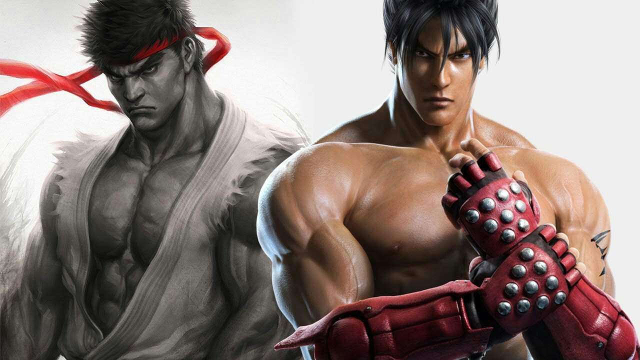 Can Jin Kazama And Ryu Be Friends Or Enimies Tekken Amino