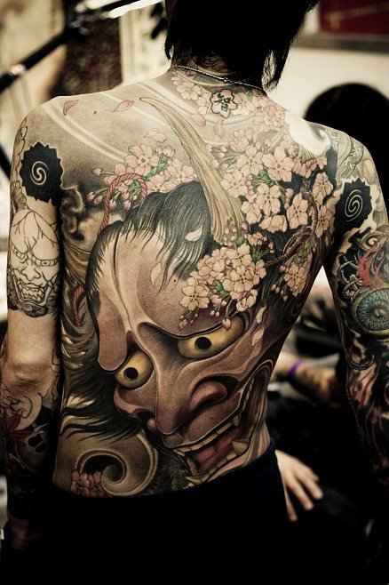 538c4c200 Irezumi, the traditional japanese tattoo | Japan Amino