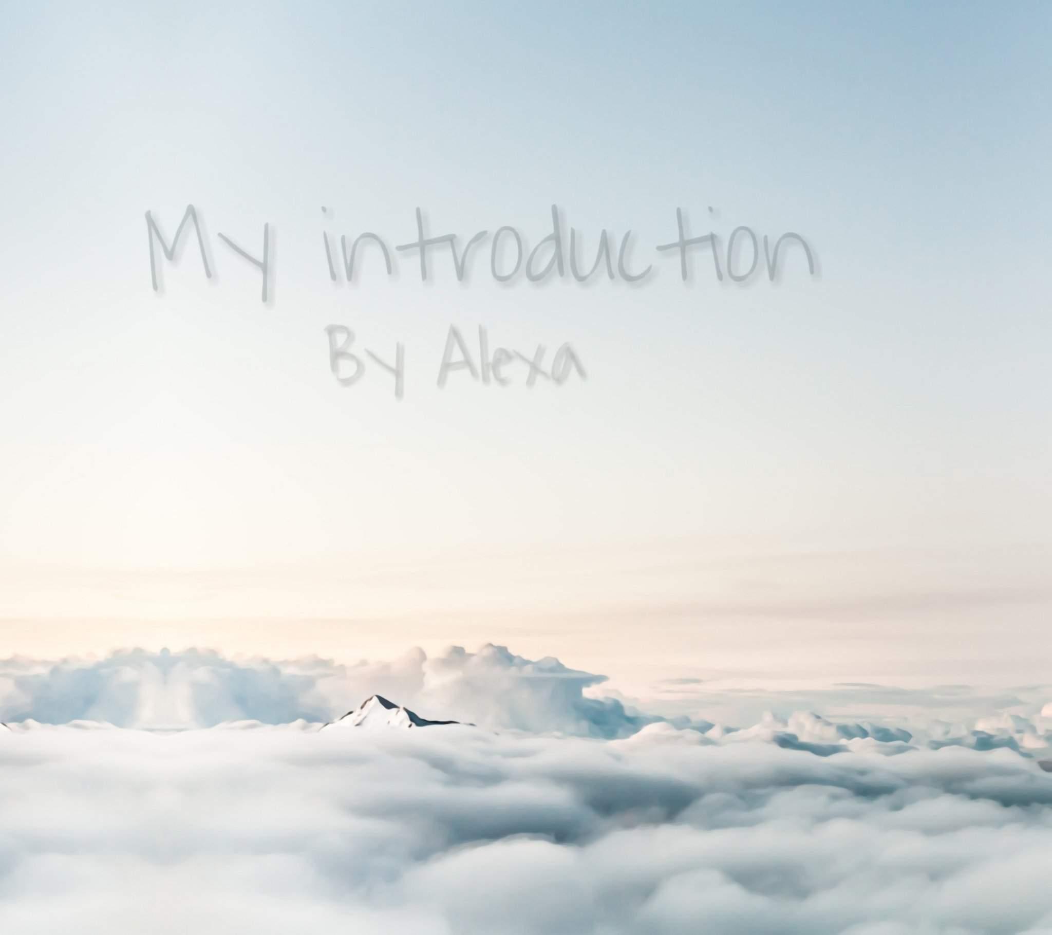 My introduction post | Writing Village Amino