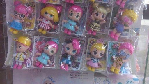Самые популярные куклы для девочек 2019