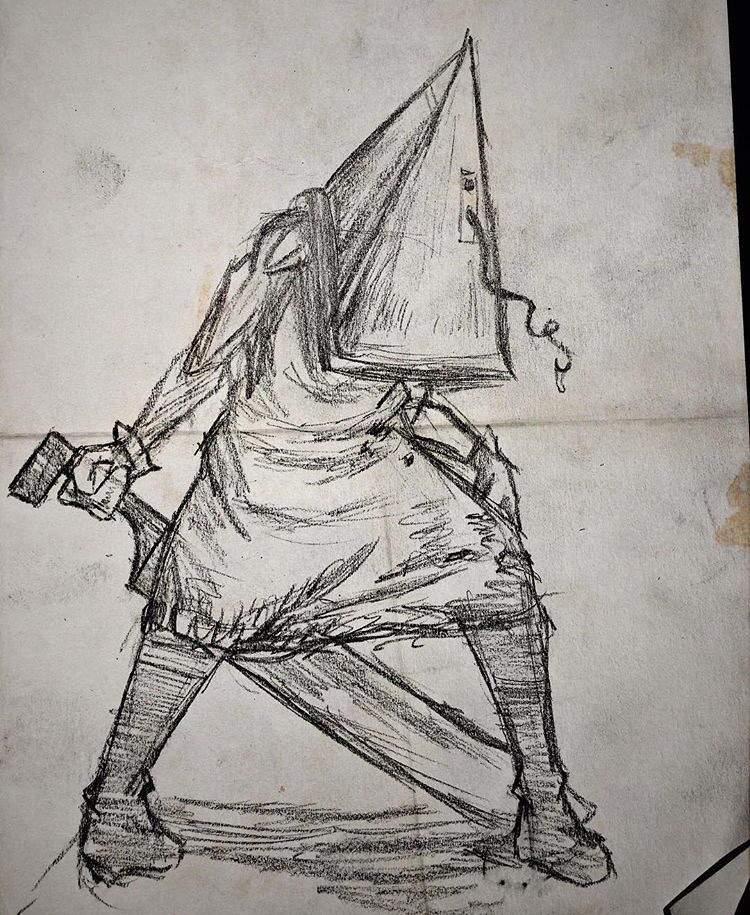 Pyramid Head The Silent Hill Amino Amino