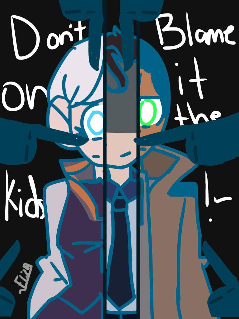 Don T Blame It On The Kids Detroit Become Human Official Amino