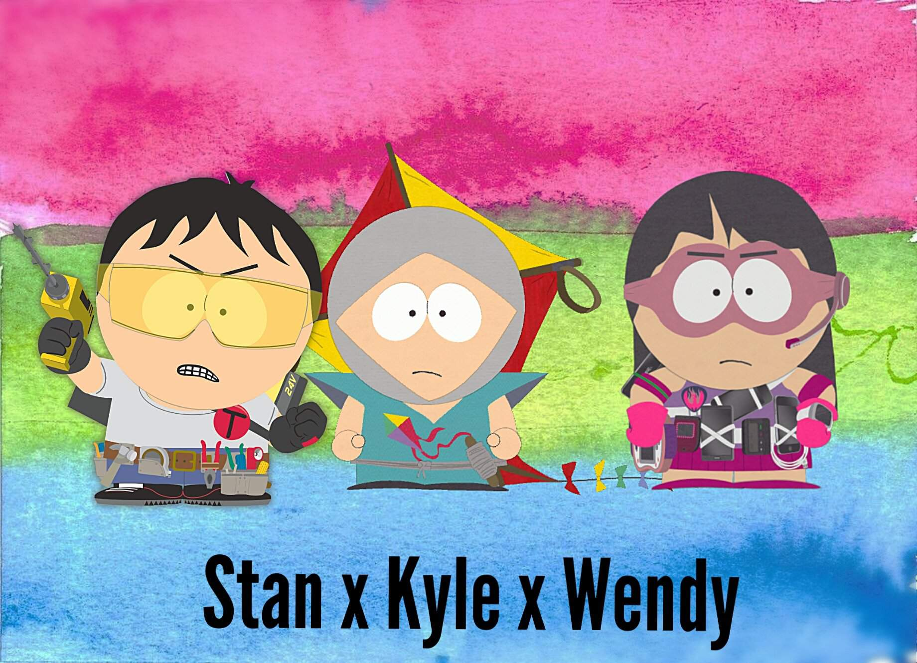 Wendy stan and Grunkle Stan