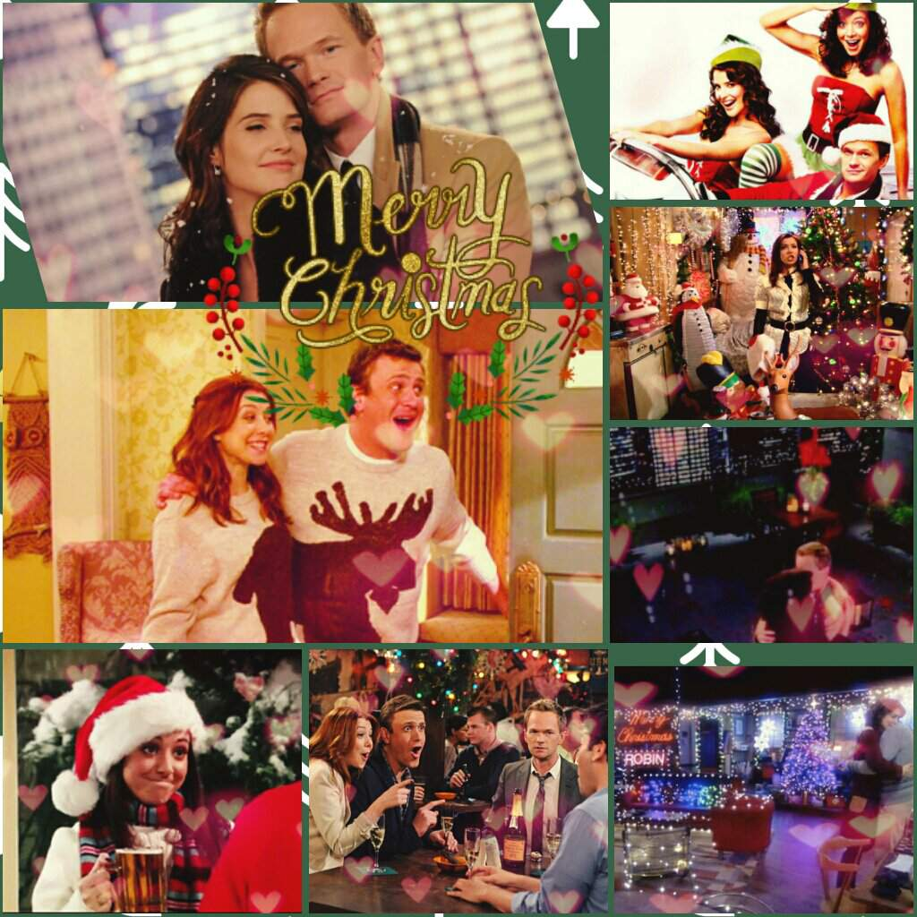 How I Met Your Mother Christmas.Merry Christmas Everyone How I Met Your Mother Amino