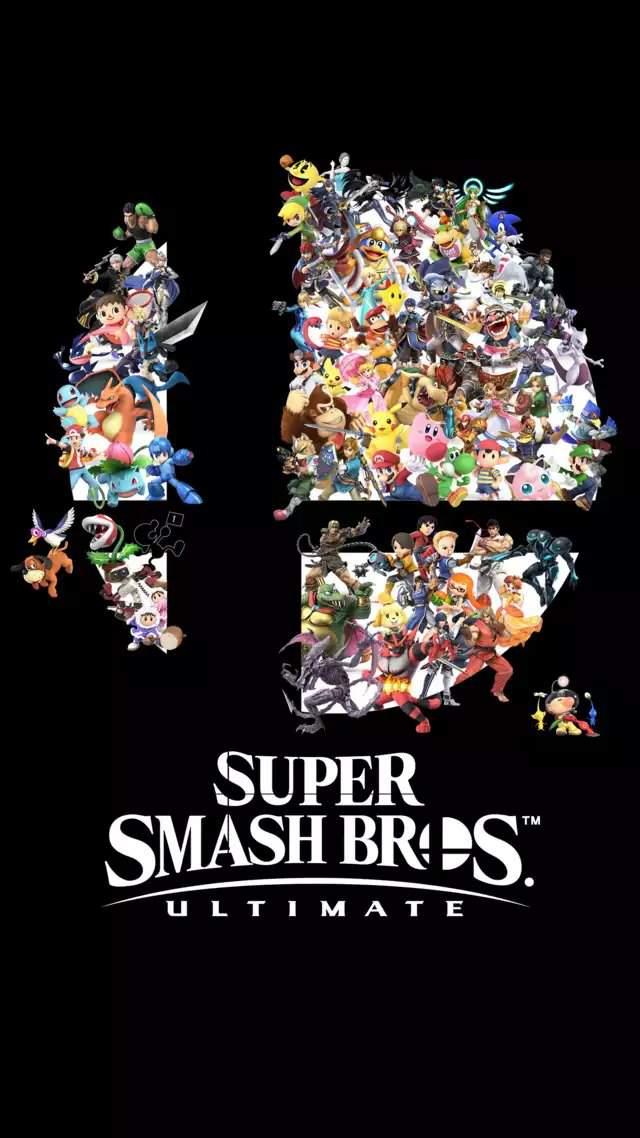📱Super Smash Bros Ultimate Wallpapers for Smartphones📱 ...