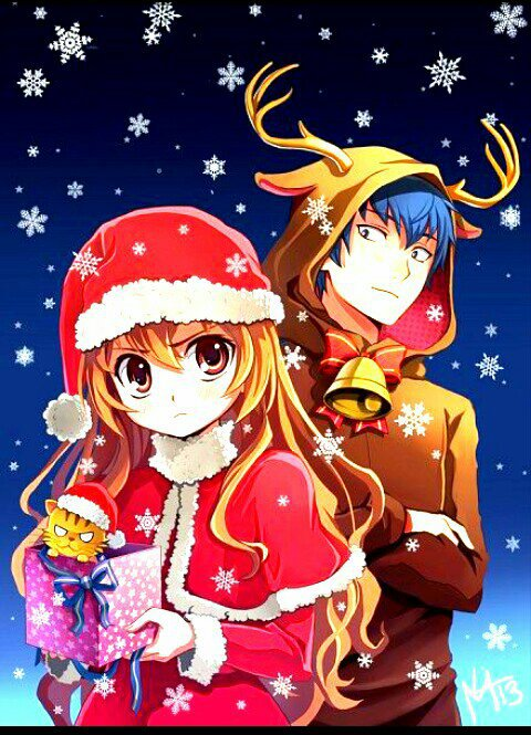 Anime Merry Christmas.Anime Merry Christmas Anime Amino
