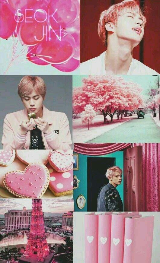 Kim Seokjin Jin Aesthetic Wallpapers Army S Amino