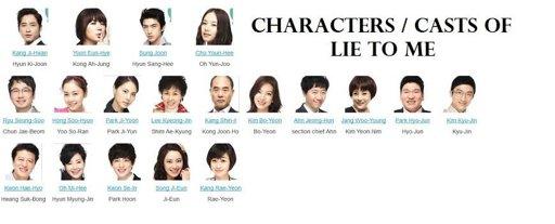 Lie To Me | Wiki | K-Drama Amino