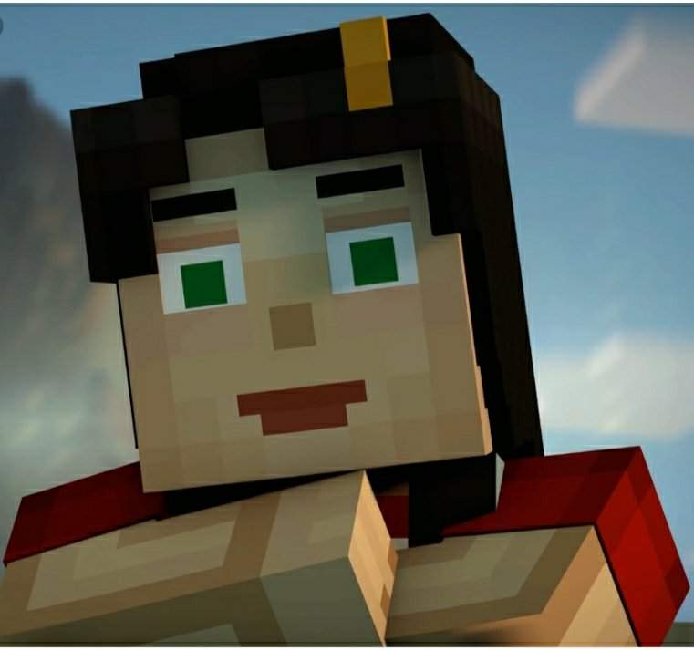 Jesse Edit Minecraft Story Mode Roleplay Amino