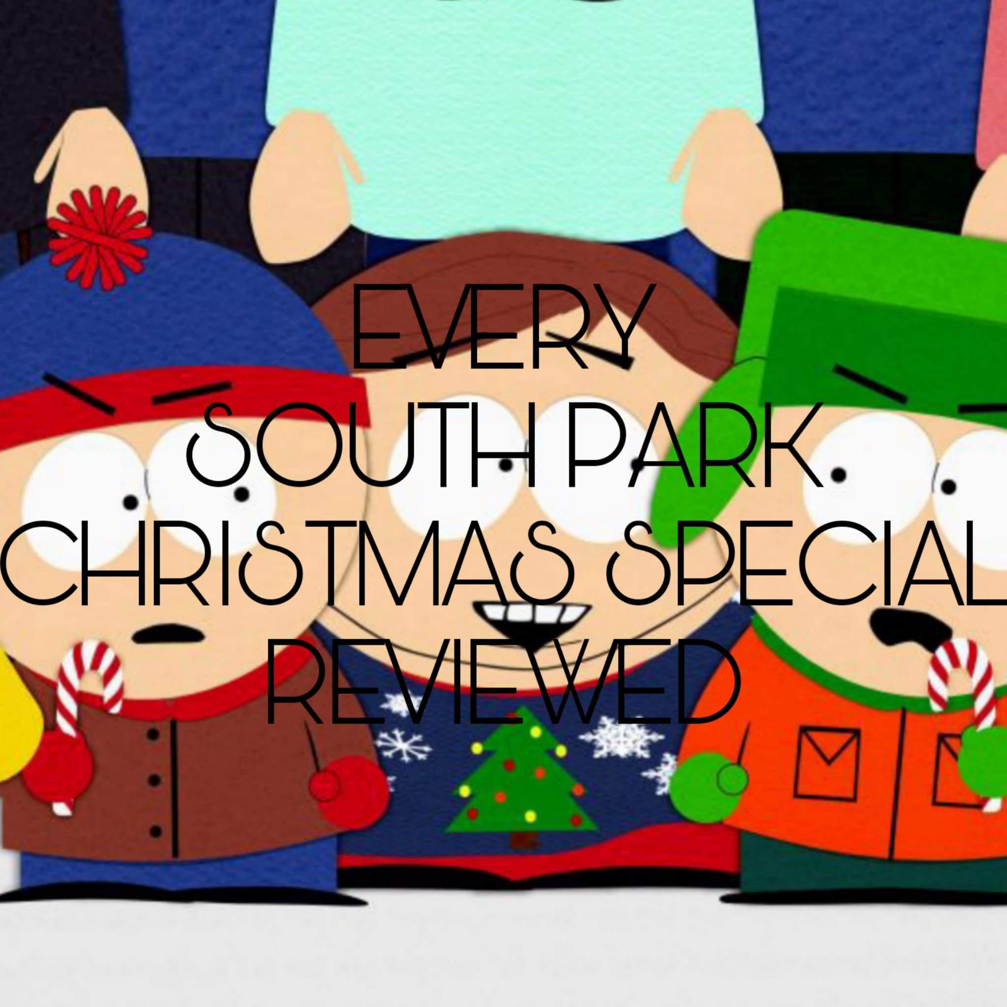 Every South Park Christmas Special Reviewed | Cartoon Amino