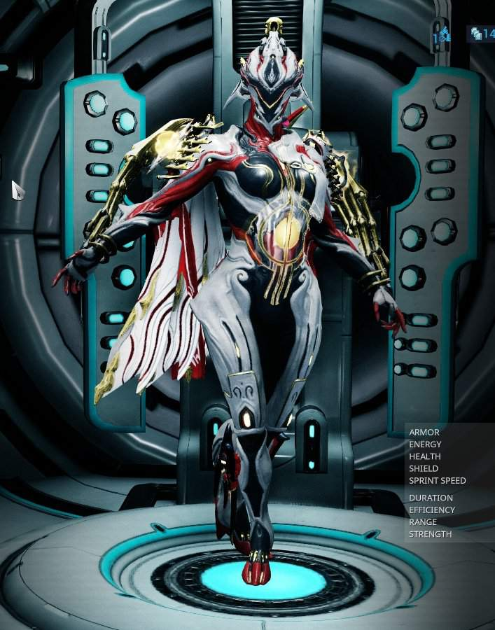 Redemption And Vengeance Warframe Amino
