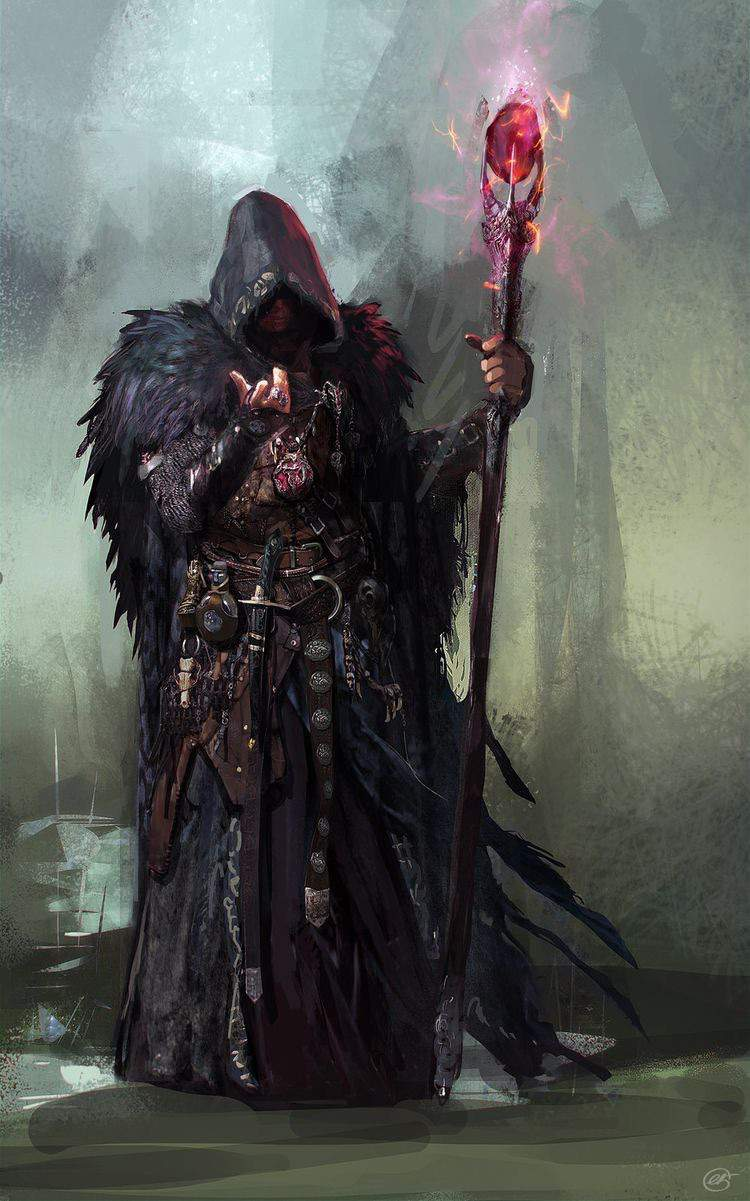 Ainz Bloodfallen | Wiki | Dungeons & Dragons (D&D) Amino