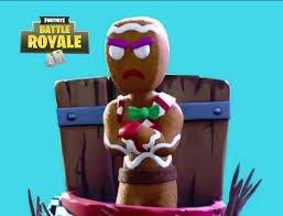 Fortnite Gingerbread Black Bling Fortnite Battle Royale Armory Amino