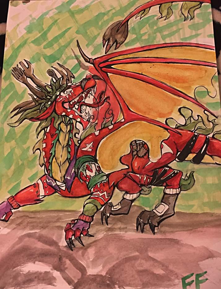 Dragon royale fortnite
