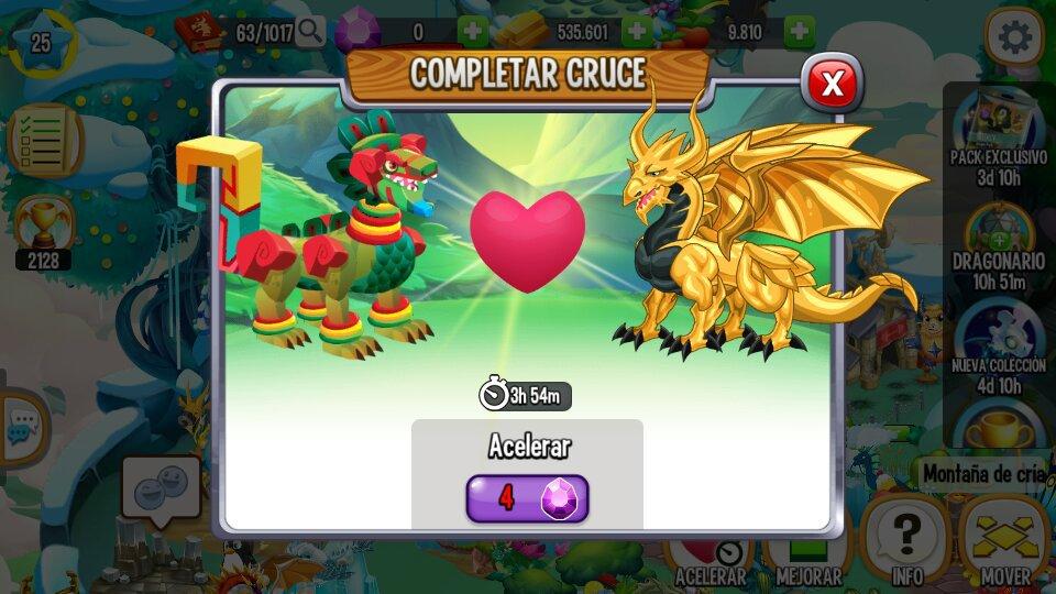 Intente Hacer El Cruce Para Sacar Dragon Mr Beast Y Ala Segunda Ya No Salio Es La Suerte Dragon City Amino